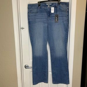 Torrid Slim Boot Jeans Size 24Tall New With Tags
